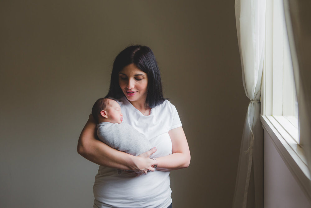Natural light newborn photography in Melbourne | Laura Coutts Photography
