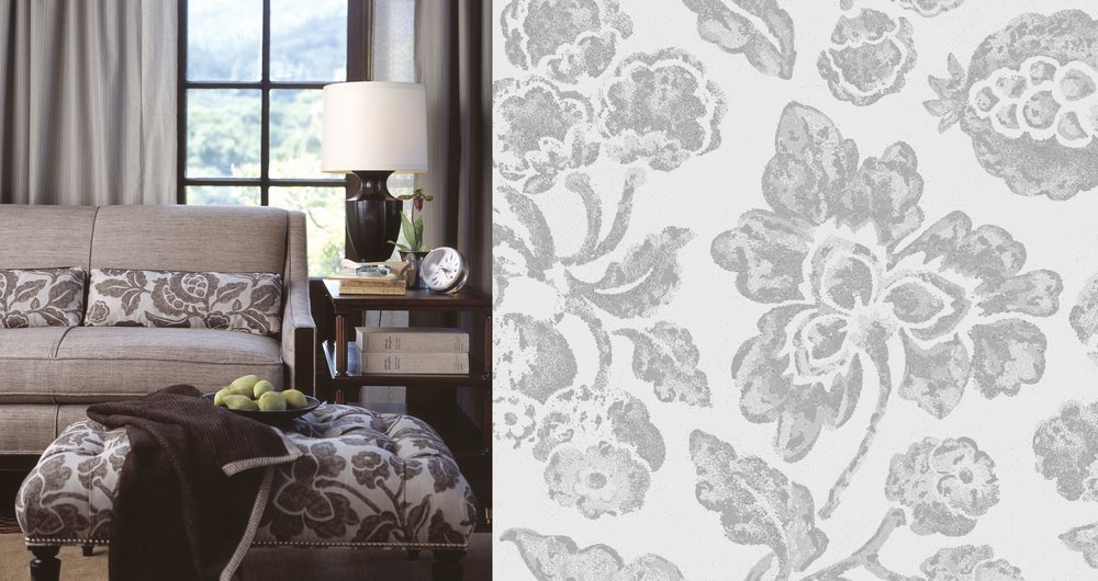 Barbara Barry for Kravet - Five collections of residential upholstery, drapery and trim created at the direction of Barbara Barry.