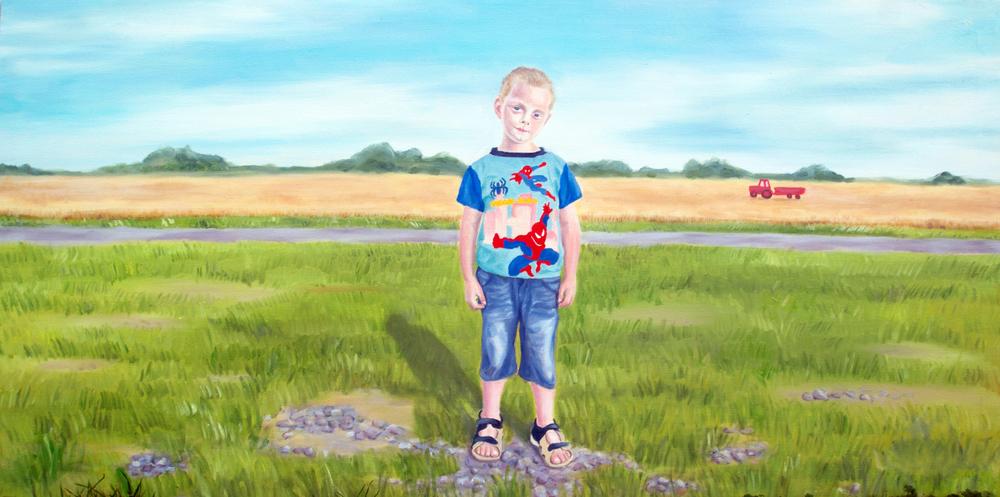 Patrick, 5 years, Bornholm
