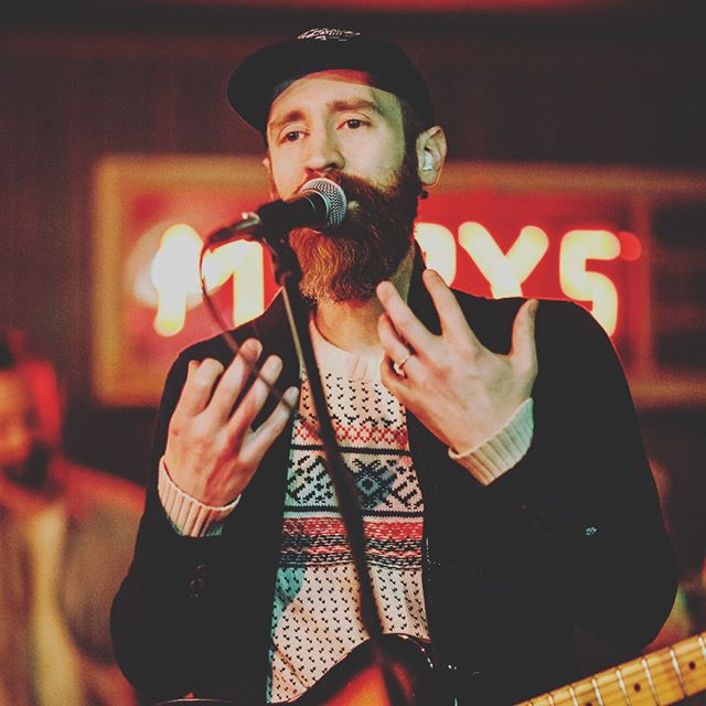 NATHAN #marysplacerockford #starliteradio #lastshowfornow #hiatus photos by @catalystrockford