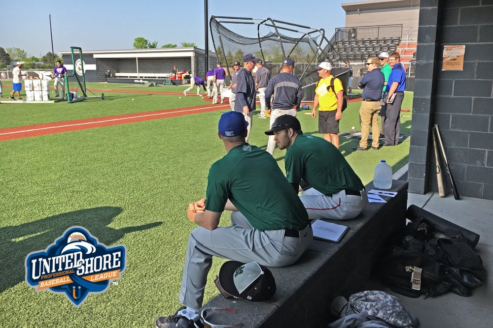 Play in the USPBL - Interested in playing in the United Shore Professional Baseball League? Now  you can easily fill out a form, upload playing video, and start the process of being recruited by the USPBL.