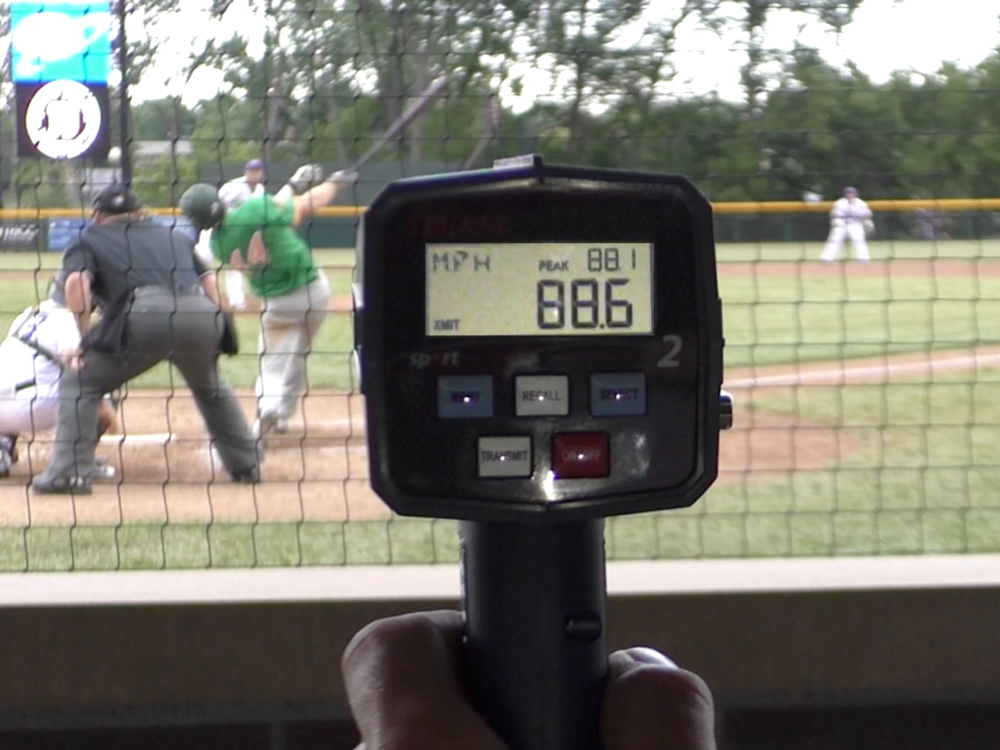 Velocity Potential - How effective are you at using your pitching delivery to create velocity? Not only does a DVS Score give you insight into injury risk, but can help you determine how much velocity potential you have left in your delivery.  Simply by utilizing leverage and timing more efficiently, you can naturally pick up additional throwing velocity.