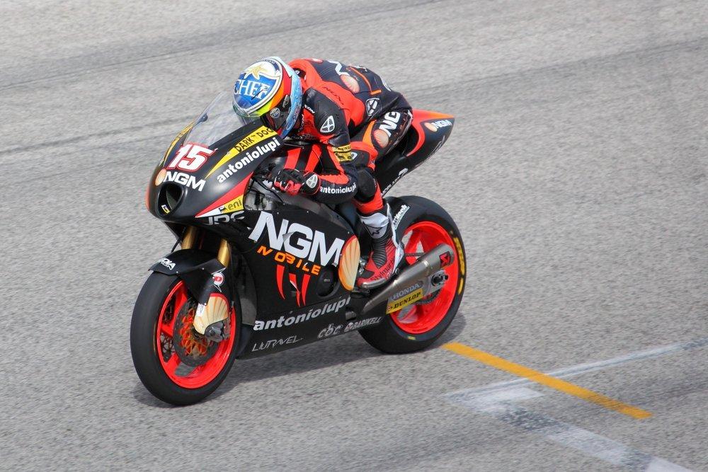 DeA in Moto2 @2012 MotoGP @ 2012 Misano Adriatico & Rep. of San Marino. 16 September 2012. 1/4000 s, f/7.1, +1 EV, ISO 1250, 300 mm, EOS 5D MkII + EF 28-300 L