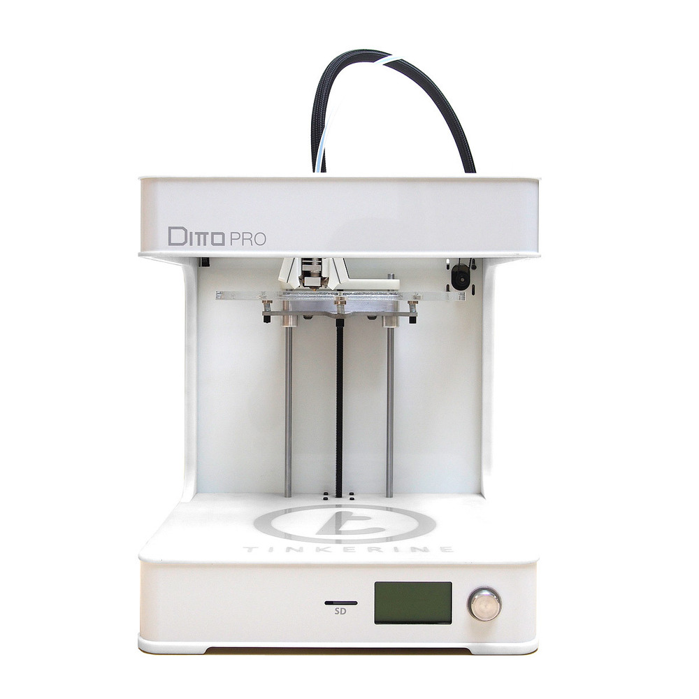 Ditto Pro By Tinkerine Studios 3d Printlife