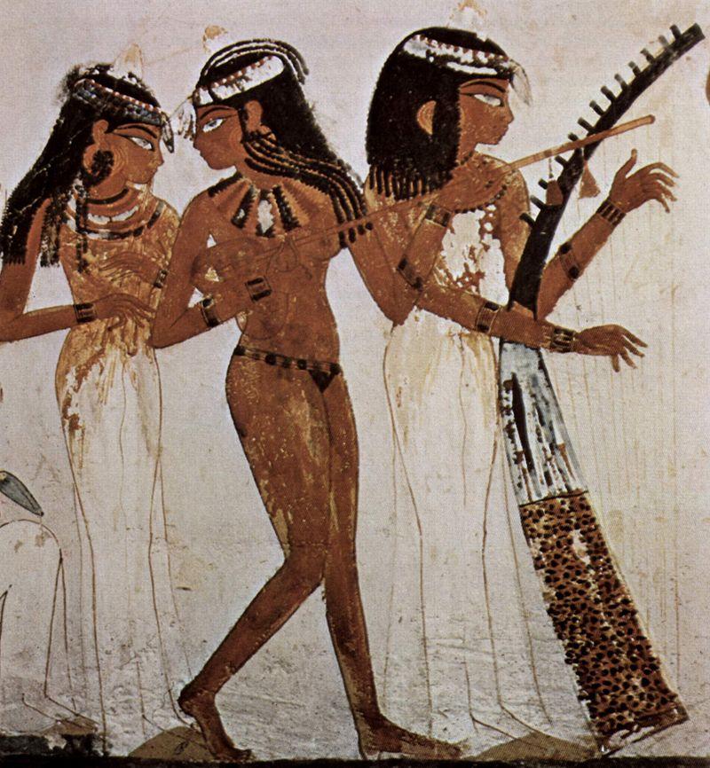Musicians of Amun