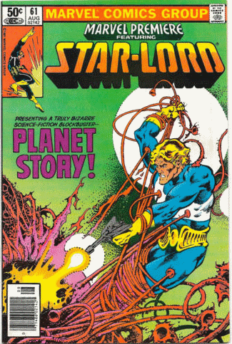 Marvel Premiere #61 – Planet Story