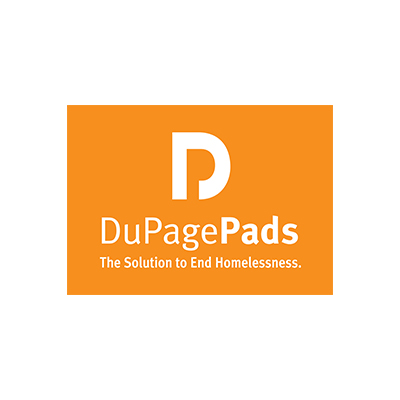 DuPage Pads helps families and individuals with shelter, and supportive services such as education and employment.