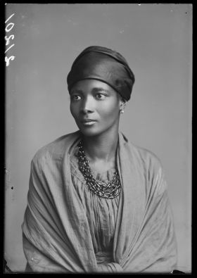 Eleanor Xiniwe, The African Choir, 1891-93. London Stereoscopic Company. Courtesy of © Hulton Archive/Getty Images
