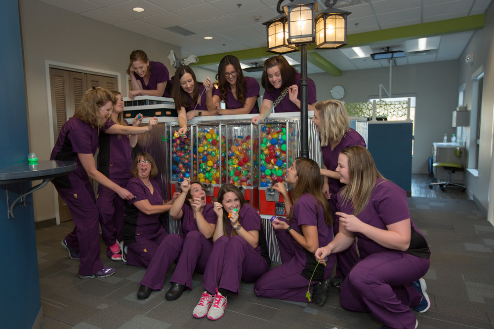 Photo of Rochester Pediatric Dentistry Team