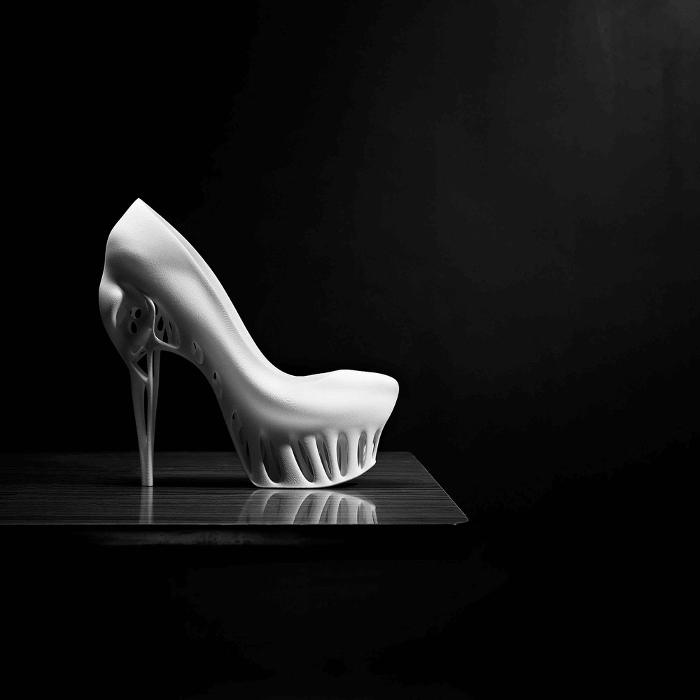 Heaven Has Heels. Marieka Ratsma
