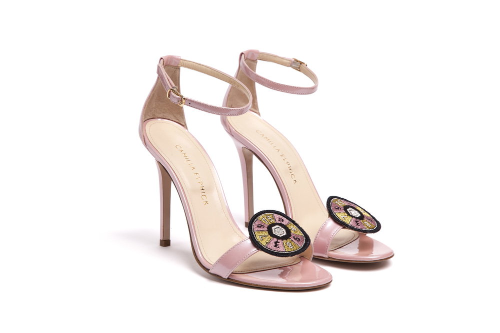 Camilla Elphick. Heaven Has Heels