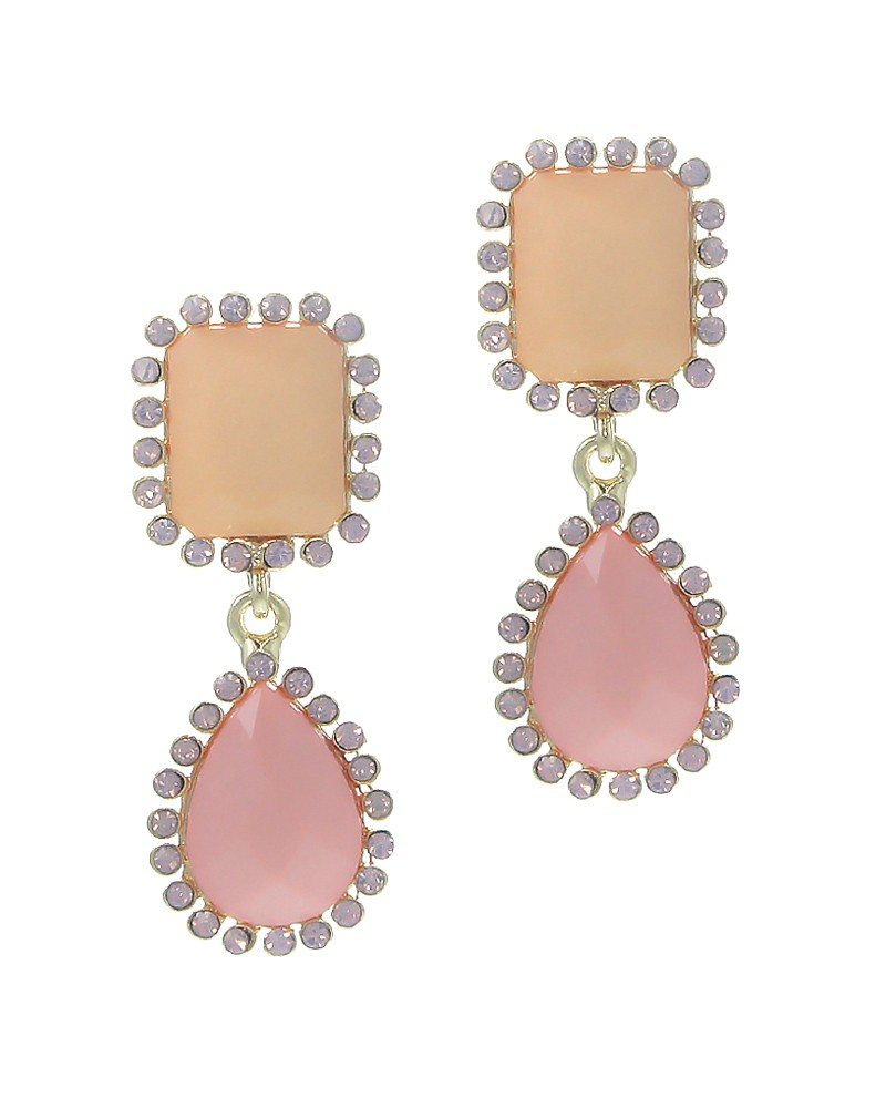 Peach Confetti Sorbet Earrings.jpg
