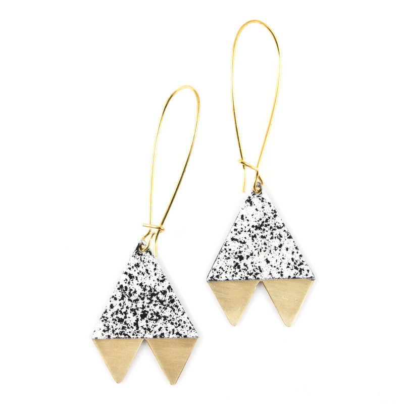 Speckled Pennant Earrings.jpg