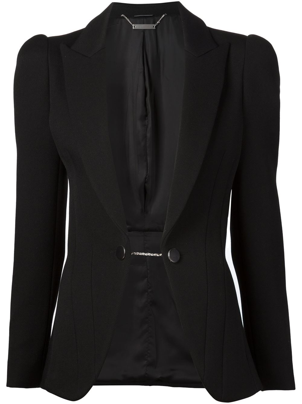 Alexander McQueen tailored blazer, FarFetch.com