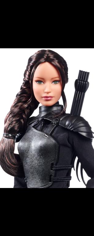 Katniss Barbie