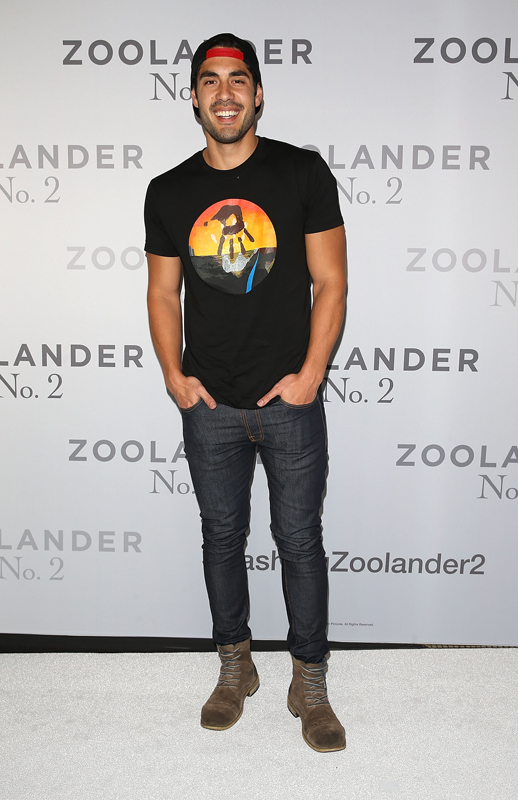 SYDNEY, AUSTRALIA - JANUARY 26: Tai Hara attends the Sydney Fan Screening Event of the Paramount Pictures film 'Zoolander No. 2' at the State Theatre on January 26, 2016 in Sydney, Australia. (Photo by Caroline McCredie/Getty Images for Paramount Pictures)