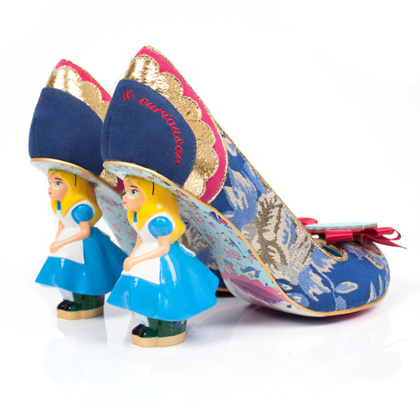 Alice in Wonderland Shoes | Heaven Has Heels