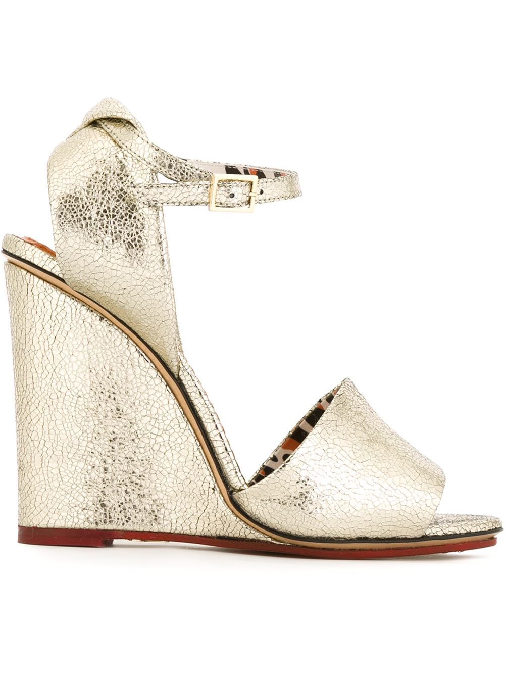 Charlotte Olympia Mischievous sandals, FarFetch.com