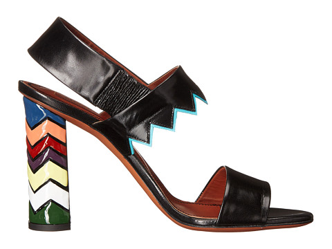 Missoni ankle strap kid sandal, Couture.Zappos.com