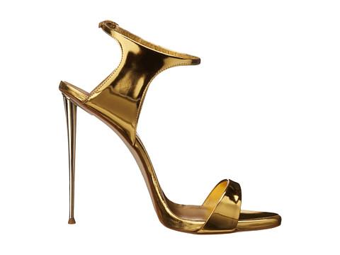 Giuseppe Zanotti Back buckle slide heels, Couture.Zappos.com