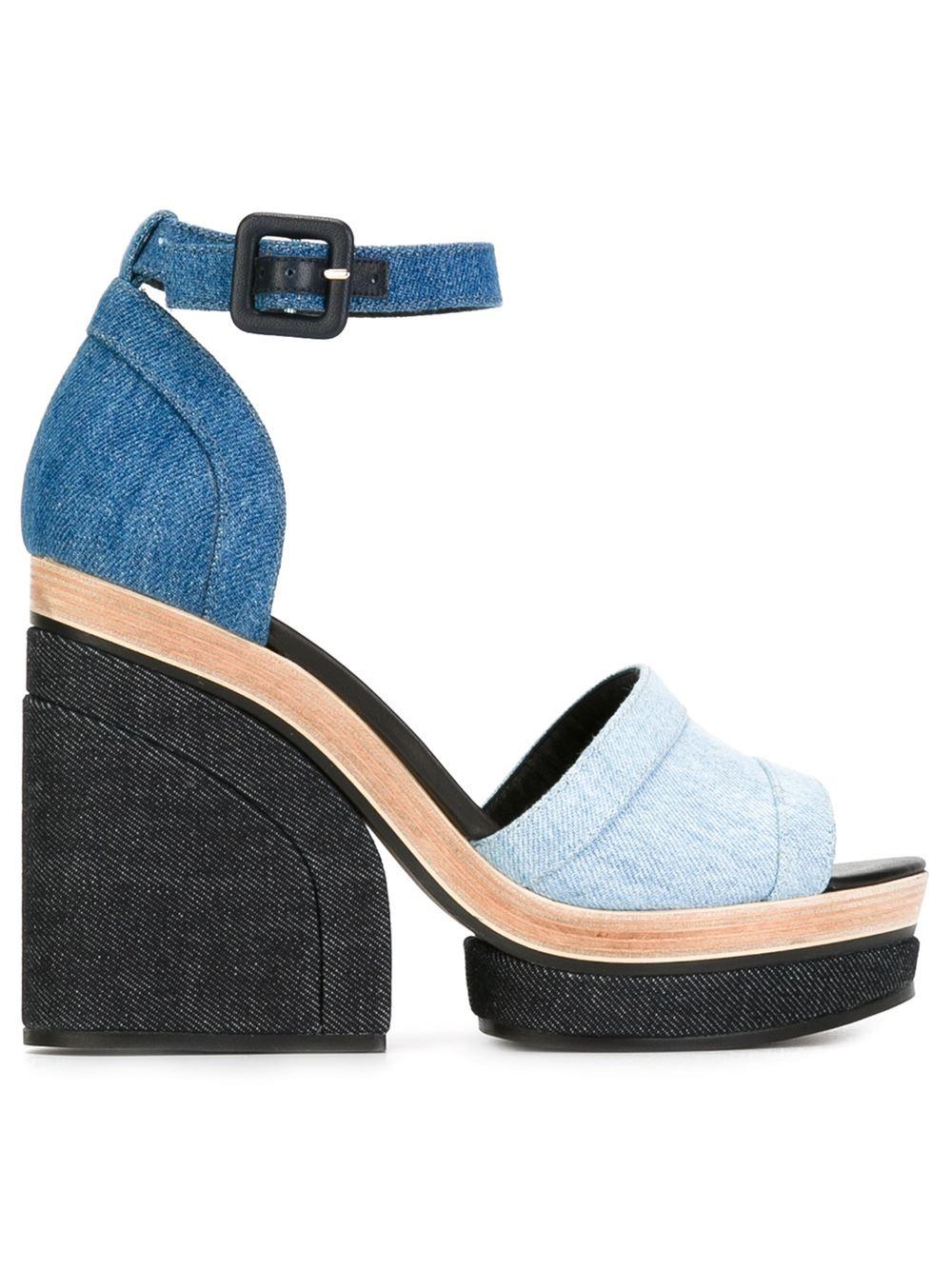 Pierre Hardy Charlotte sandals, FarFetch.com