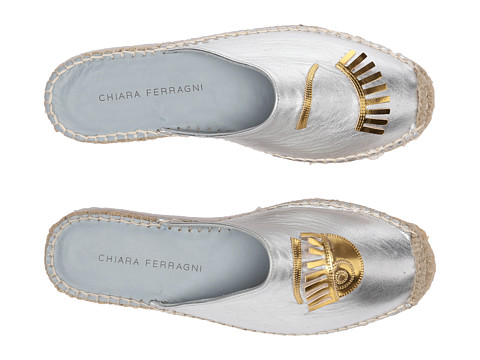 CHIARA FERRAGNI flats $325.00, Heels.com