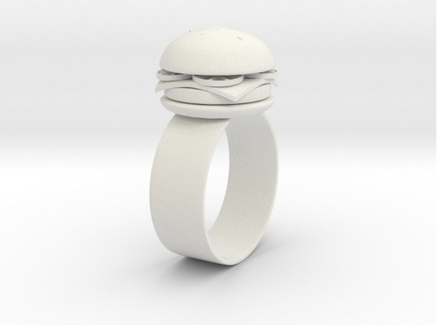 Seou | Burger Ring
