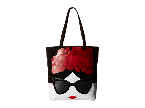 Stacy Flowers Tote by Alice + Olivia