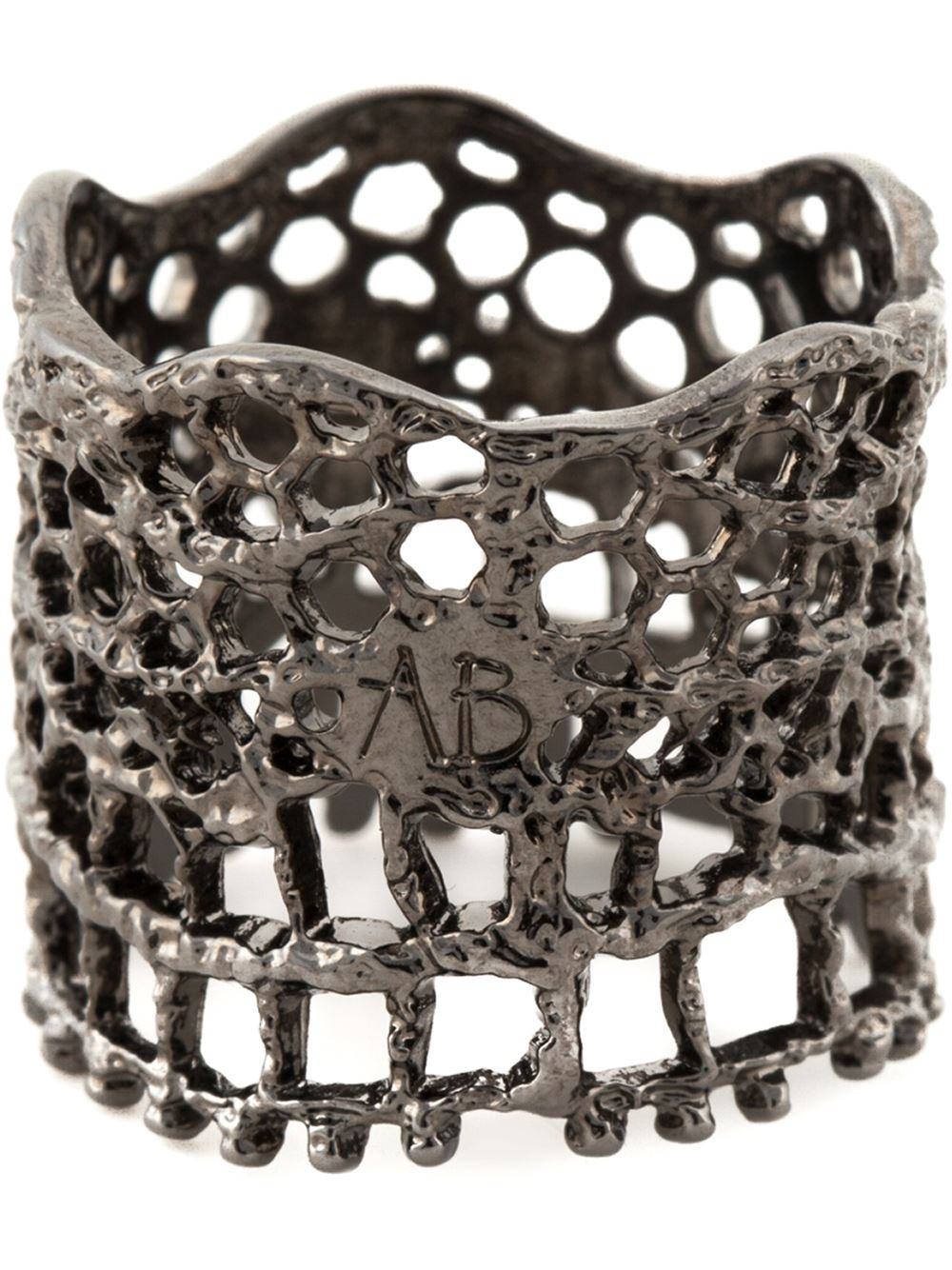 Aurelie Bidermann Vintage Lace ring | Shop Heaven Has Heels