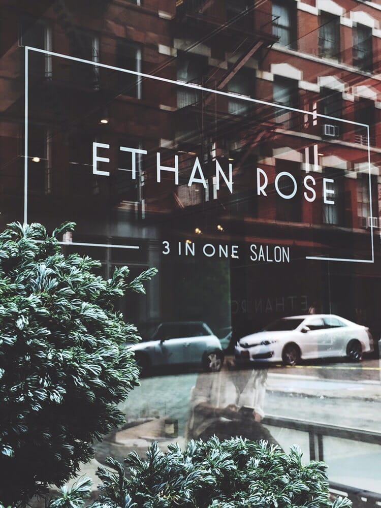 Ethan Rose Salon Tribeca | Heaven Has Heels