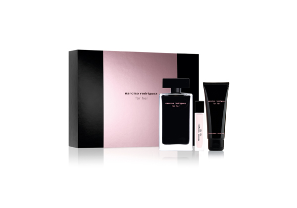 Narciso Rodriguez 'for her' Eau de Parfum Holiday Gift Set | Heaven Has Heels