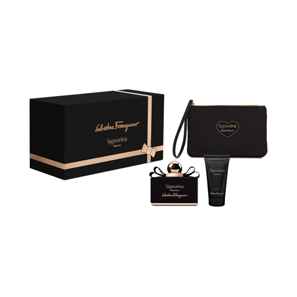 Salvatore Ferragamo Signorina Misteriosa Holiday Gift Set | Heaven Has Heels