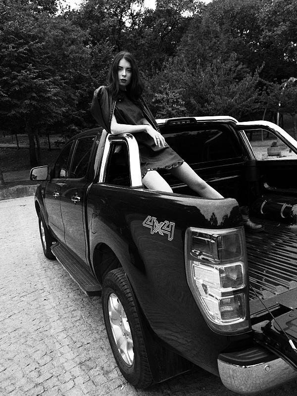 ROAD TRIP Photographed by Kadir Murat Tosun | Heaven Has Heels