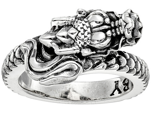 King Baby Studio Dragon Coil ring $280.00, Luxury.Zappos.com
