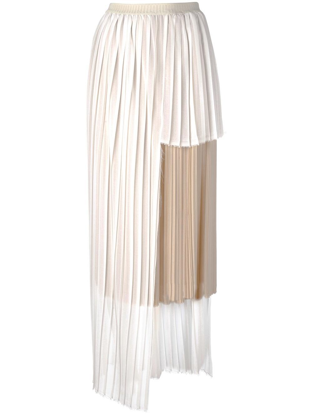 ERIKA CAVALLINI Zoe pleated skirt, FarFetch.com