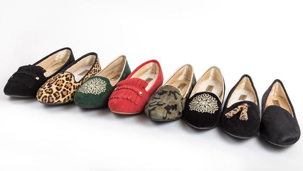Birdie's Slippers // Heaven Has Heels