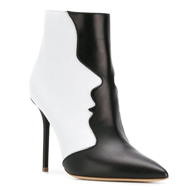 #DailyHeel Here's looking at you kid! In love with these @malonesouliers boots check out more today on the site