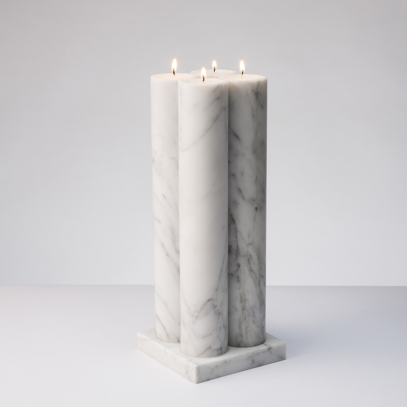 Giovanni n°2 - Table candle holder - 320 x 120 x 120mm