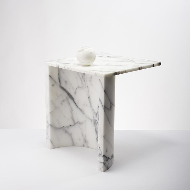 Dario - Side table - 465 x 350 x 350mm