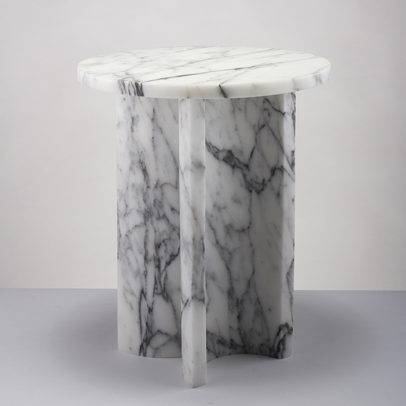 Giancarlo - Stool - 465 x 400 x 400mm