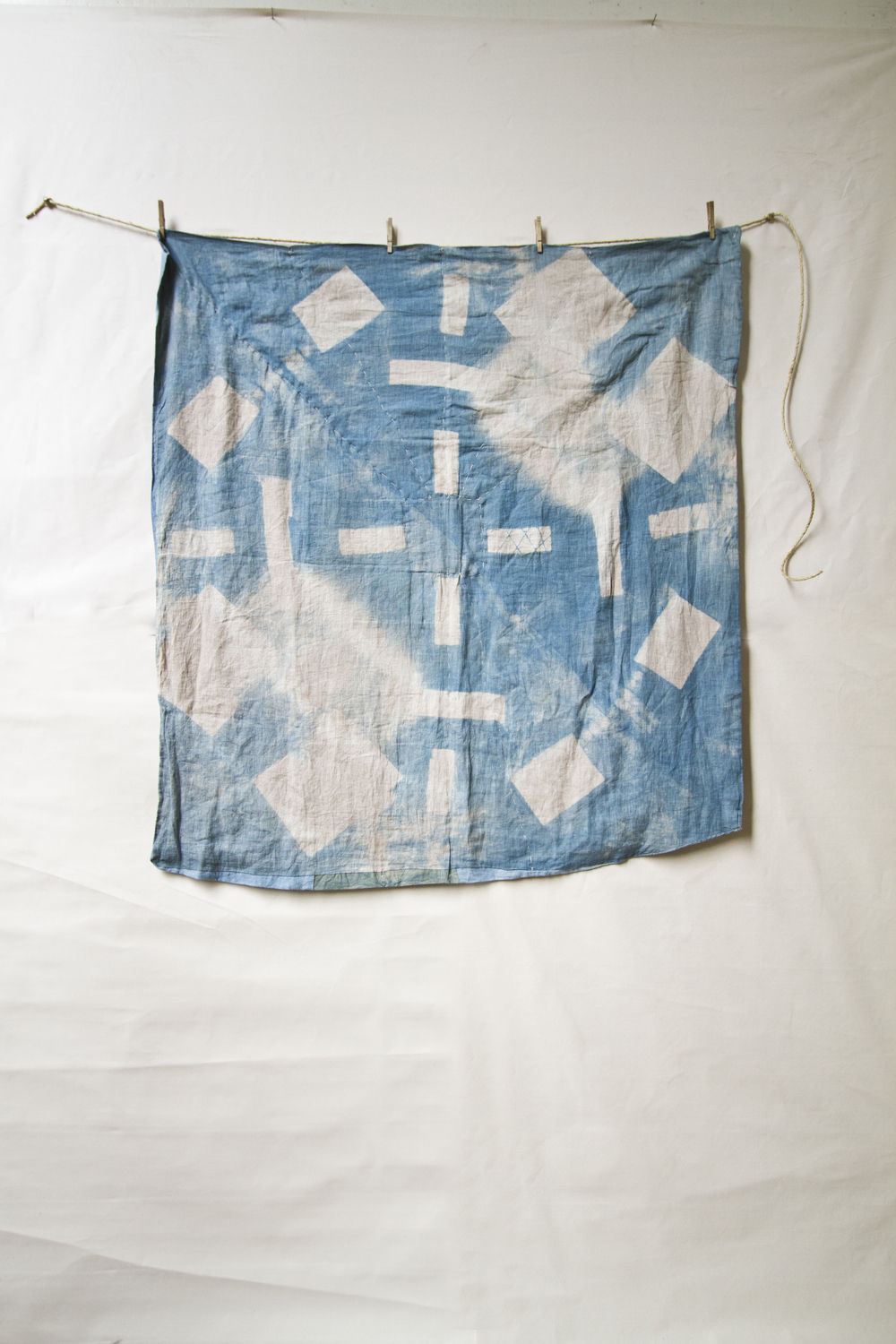 Untitled Quilt 2 - Back