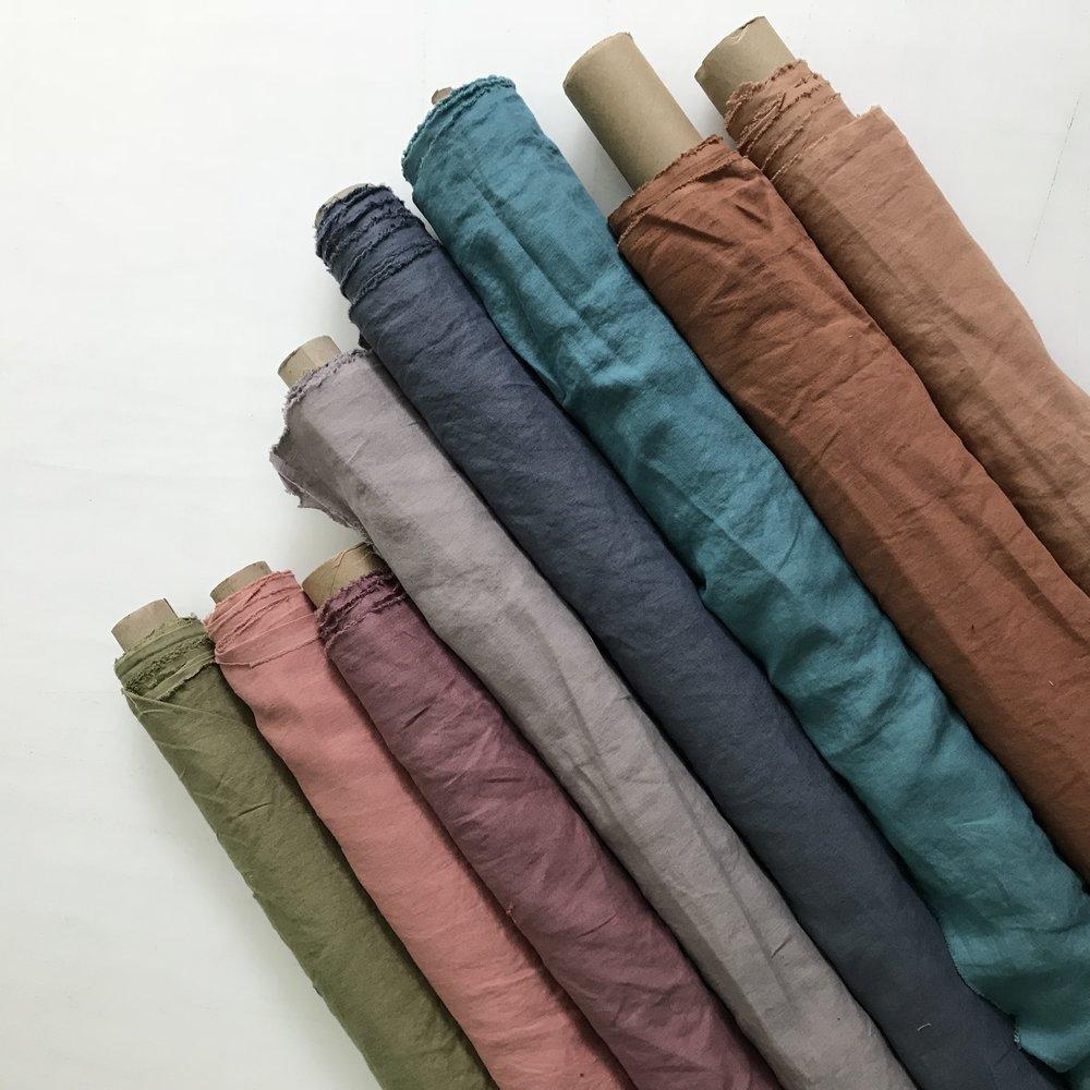 Plant-based fabrics