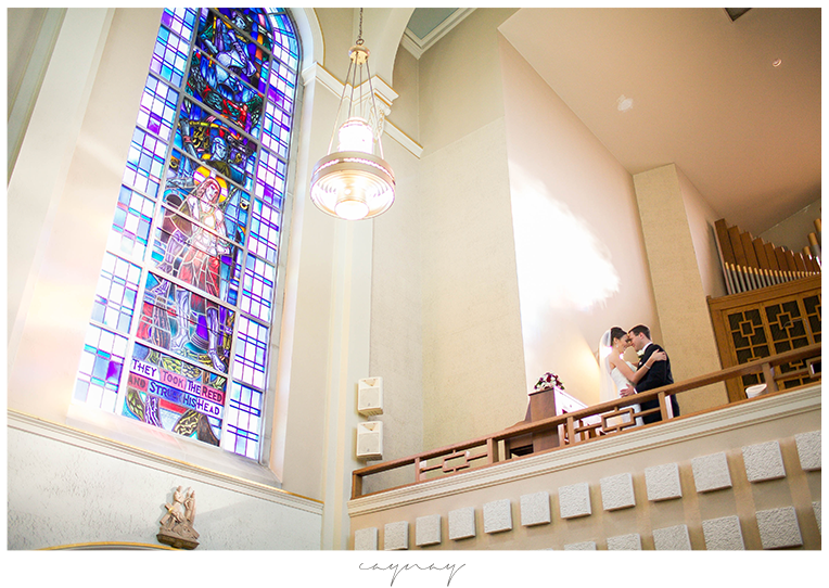 Rockford Illinois Catholic Wedding
