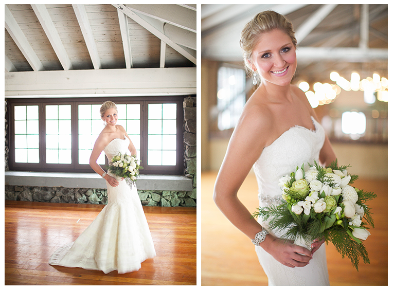 Evolution in Design florals natural light bridals