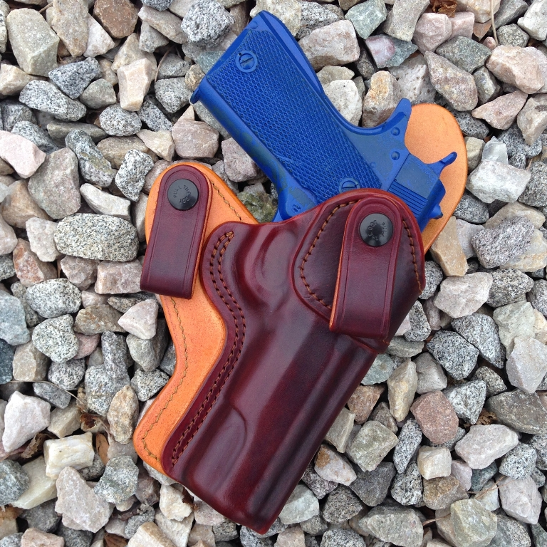 Credit to Copper Creek Holsters...Beautiful work!