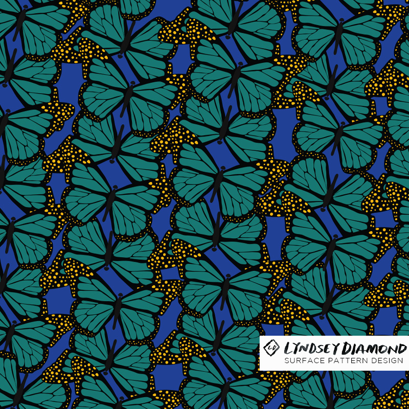 CHARACTER             C-001 BUTTERFLY CUTOUTS LD_PATTERN