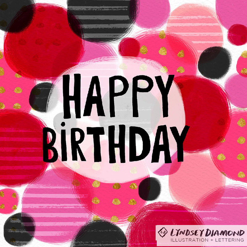 GREETING CARDS        GC-013    BIRTHDAY CONFETTI   LD_ILLUSTRATION