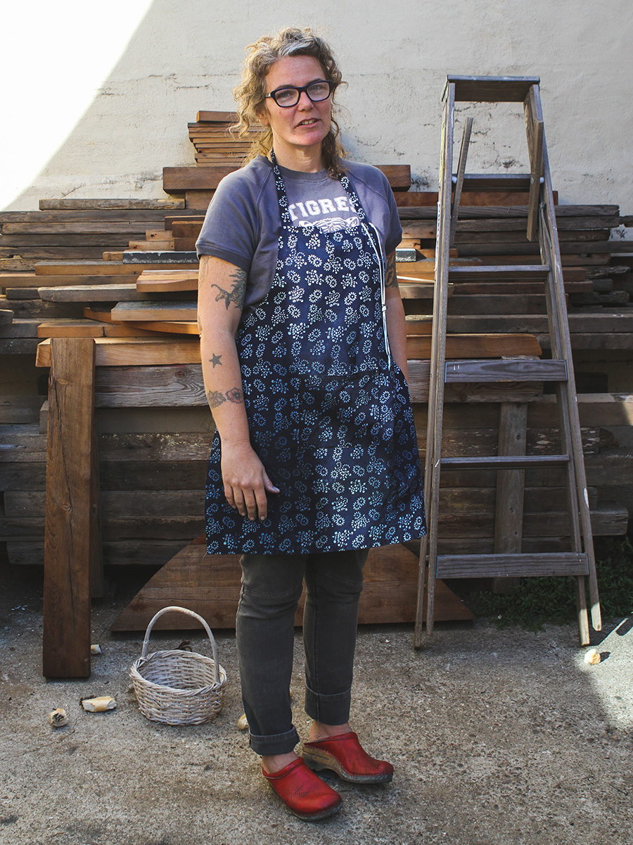 CARRIE CRAWFORD | MINERAL WORKSHOP | MARIN