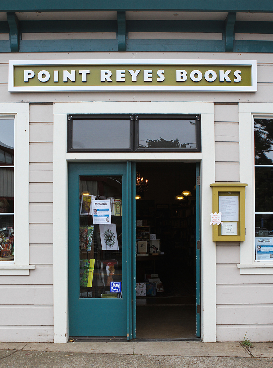 POINT REYES BOOKS | WEST MARIN