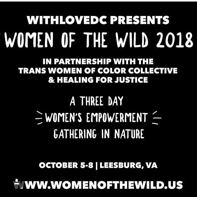 PRE-WOMEN OF THE WILD POTLUCK TONIGHT! 7 pm at 825 11th St NE DC #womenofthewild #womenofthewild2018
